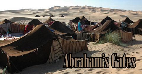 Abrahams gates, Abrahams gates