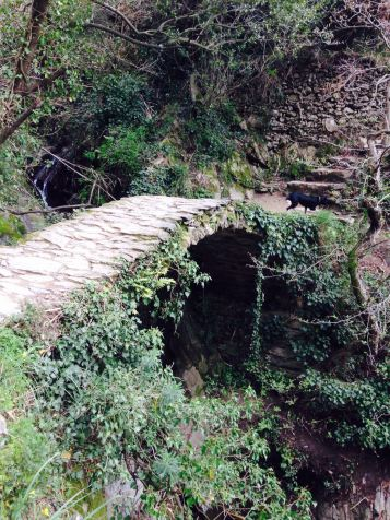 An ancient bridge