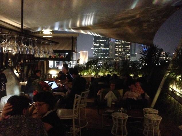 Awan Lounge rooftopbar