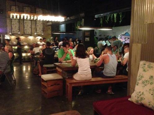Fat Chow restaurant