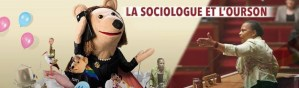 La Sociologue et LOurson Christiane Taubira