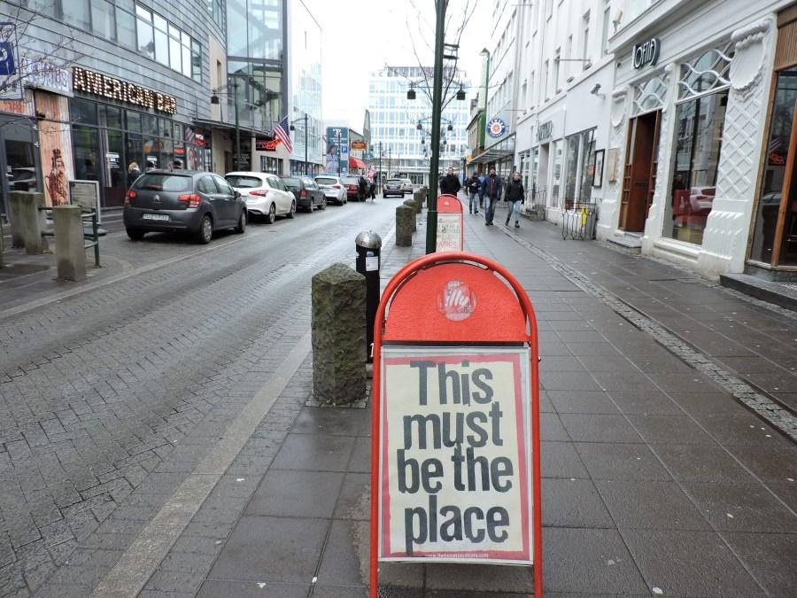 Reykjavik Laundormat
