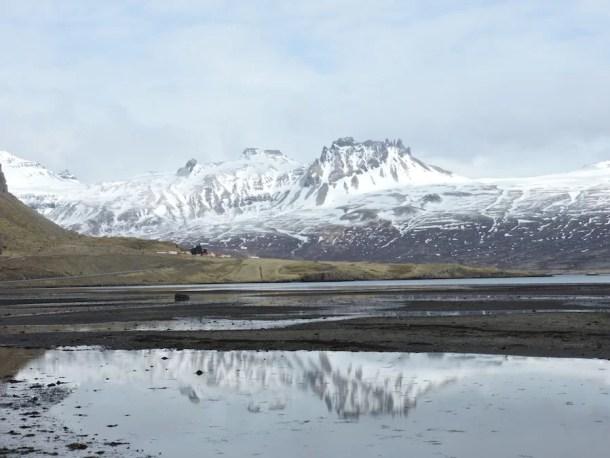 Islanda Fiordi Est via costiera