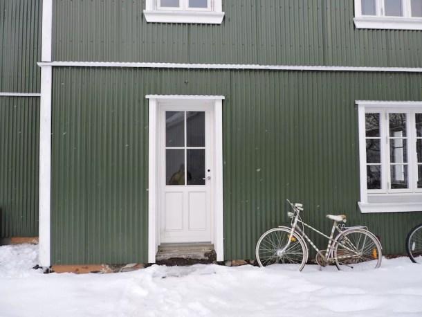 Seyðisfjörður house