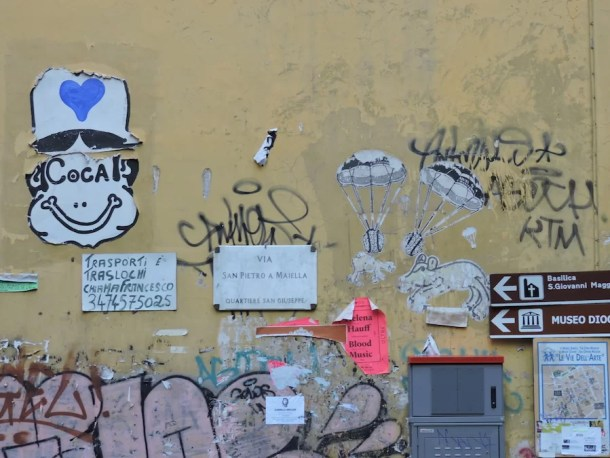 Street Art Napoli