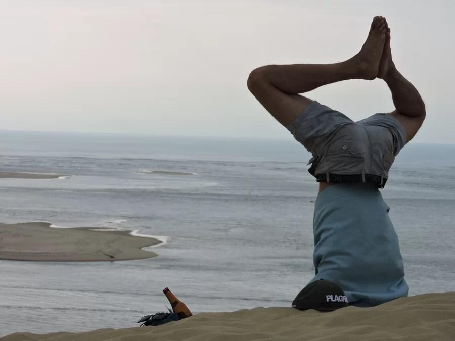 La duna di Pilat e il suo lato più zen