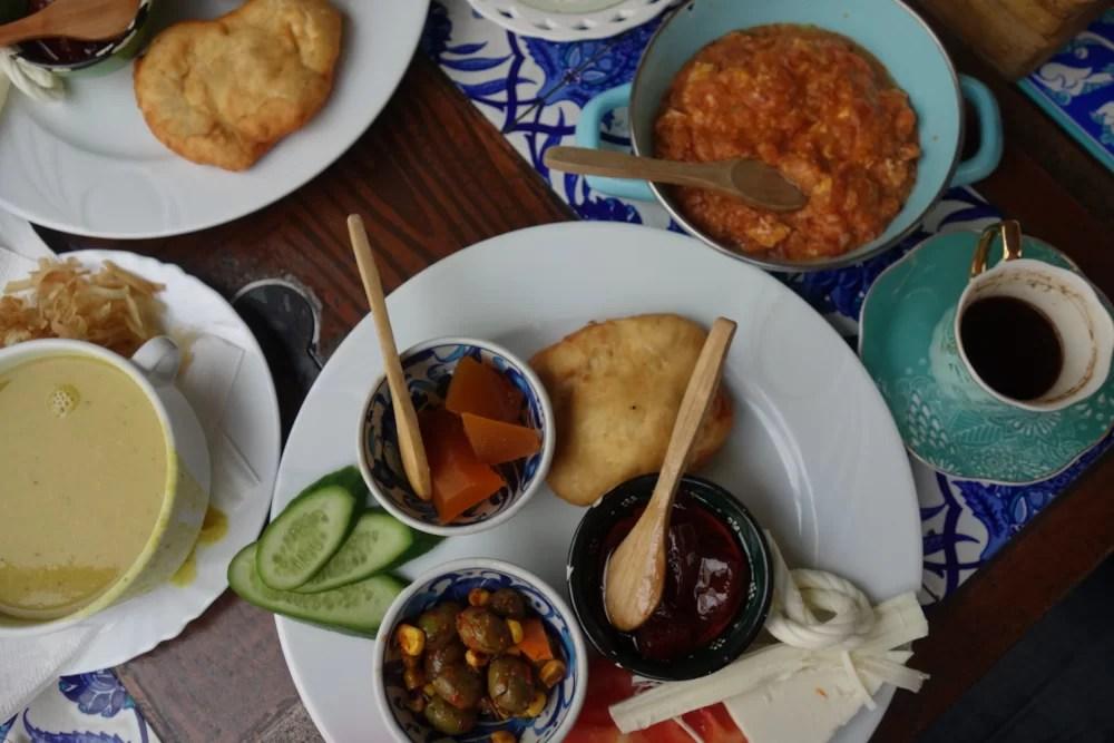 La colazione di Arada Cafè