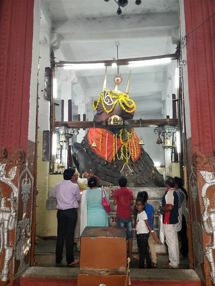 Bull Temple a Bangalore in India