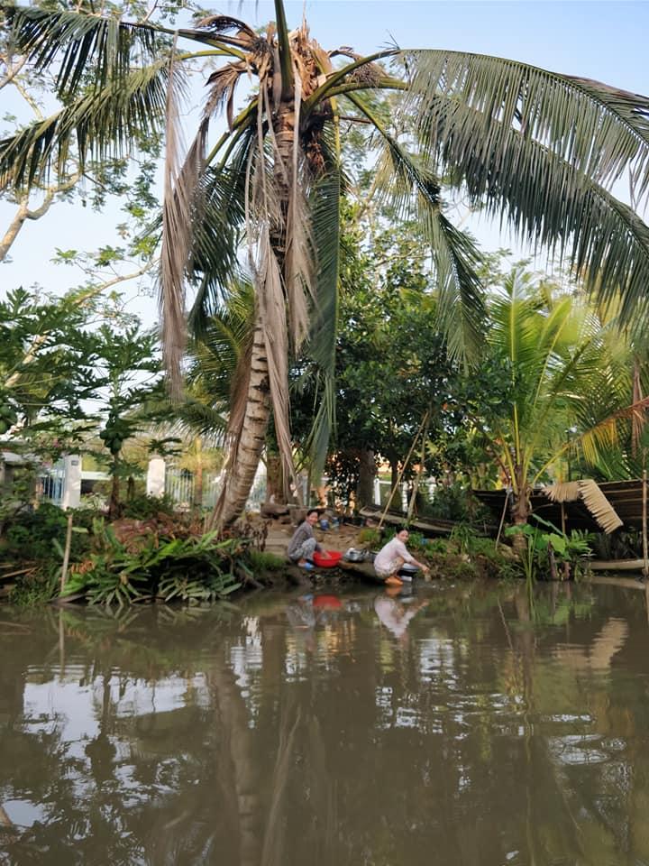I canali di Can Tho sul Mekong