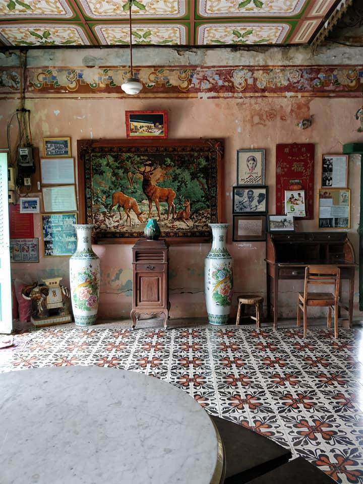 Binh Thuy, la villa in cui è stata girato il film l'Amante tratto dall'omonimo libro di M. Duras