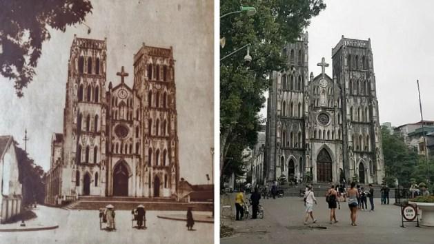 cattedrale di San Giuseppe ad Hanoi
