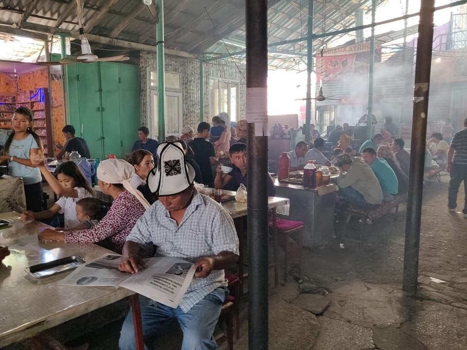 Ristoranti al jayma bazaar a Osh