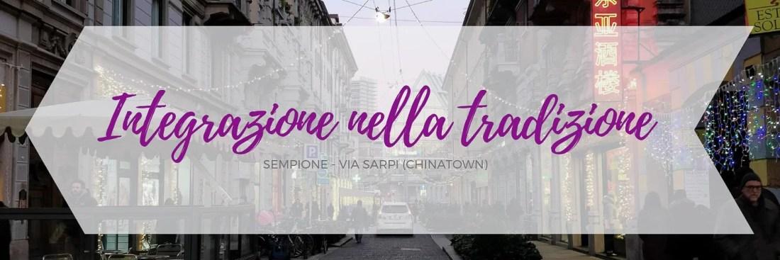 Itinerario dedicato alla zona di Sempione e Sarpi a Milano
