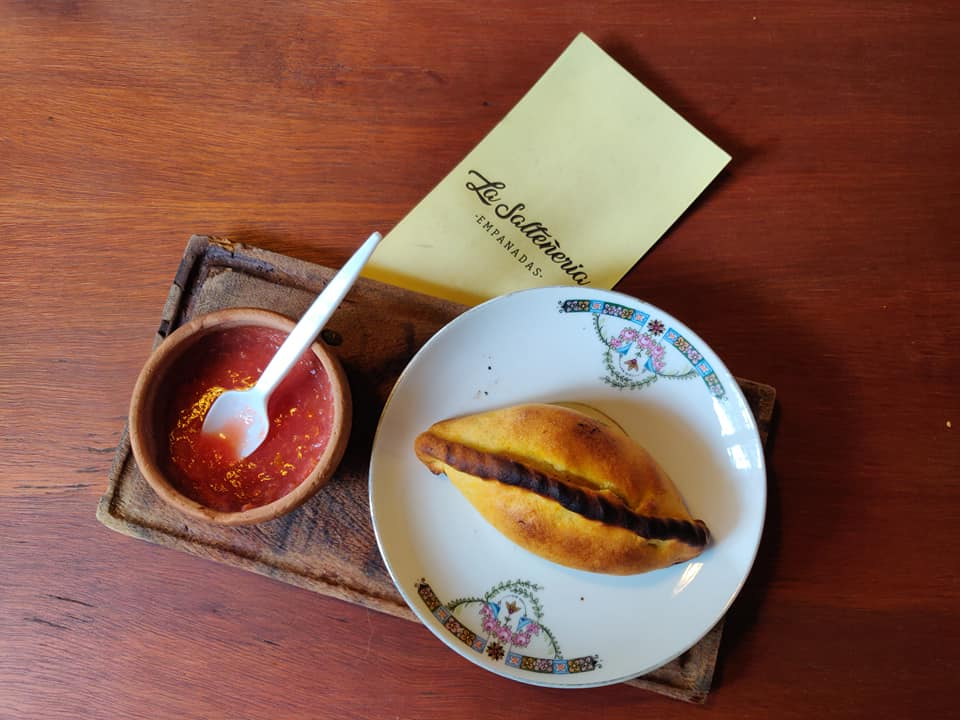 empanadas saltenas gourmet a Salta