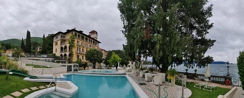 Grand Hotel Fasano sul Lago di Garda