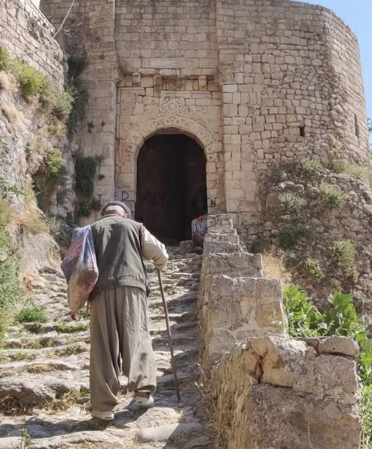 Amedhi, la porta antica della città