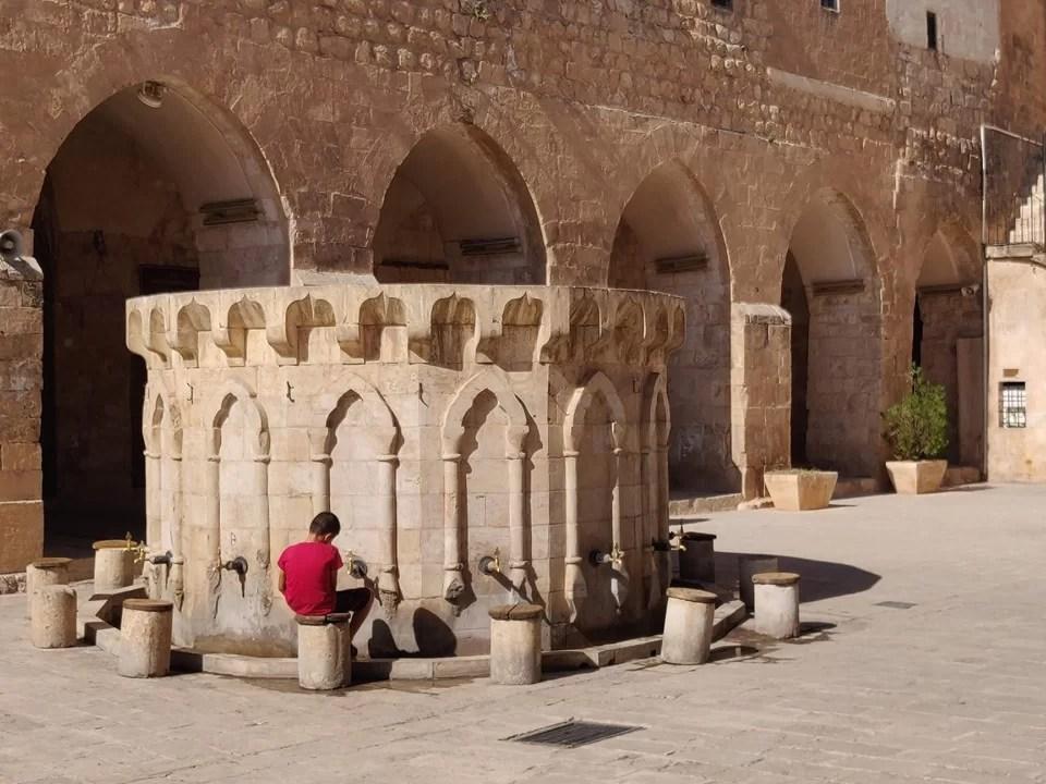 Ulu Camii a Mardin
