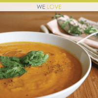 Soup Season Quick Healthy Eats, Even For Sweet-Potato-Skeptics