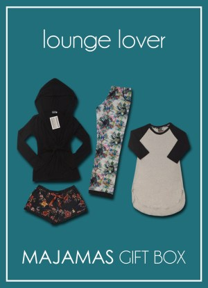 MAJAMAS Gift Box_Lounge Lover