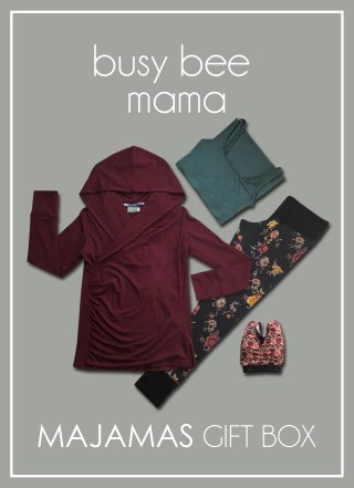 MAJAMAS Gift Box_Busy Bee Mom Fall 2017