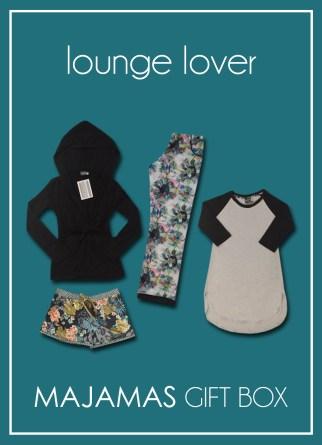MAJAMAS Gift Box_Lounge Lover Fall 2017