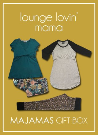 MAJAMAS Gift Box_Lounge Lovin Mama Fall 2017 Small