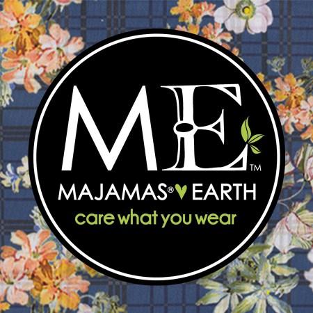 me majamas earth logo circle floral square 4