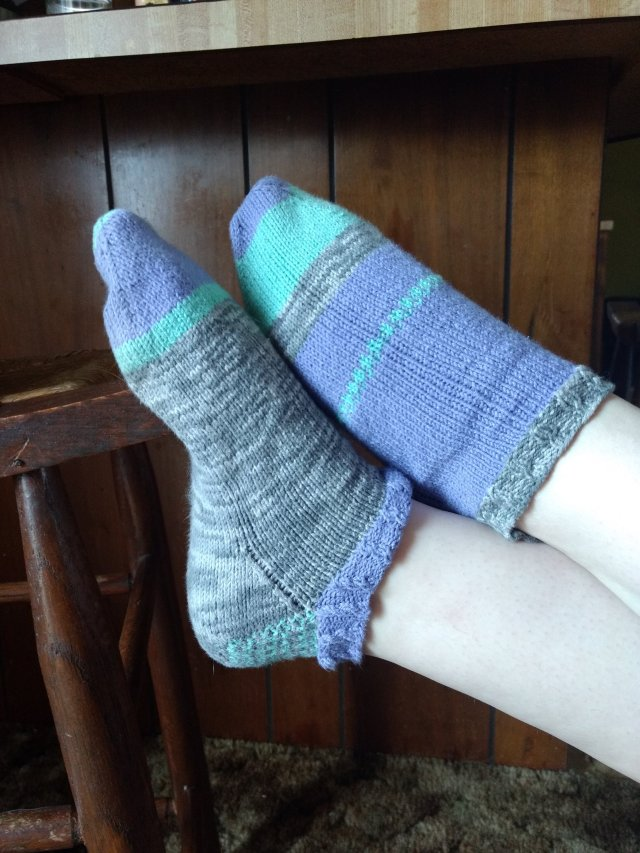 Substitute Socks – We Are Makers
