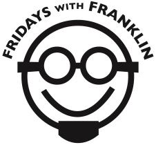 Fridays with Franklin logo