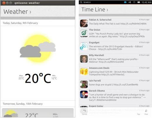Ubuntu Touch pour smartphone et tablette