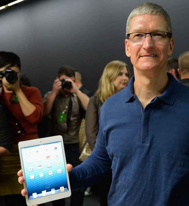 Tim Cook, CEO Apple