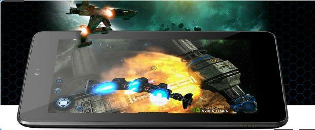 Tablette Google Nexus 7 fabriquée par Asus