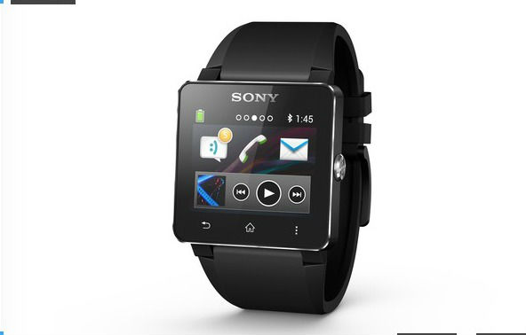 Nouvelle Sony SmartWatch 2