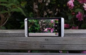 HTC M8 nom de code du HTC One 2014