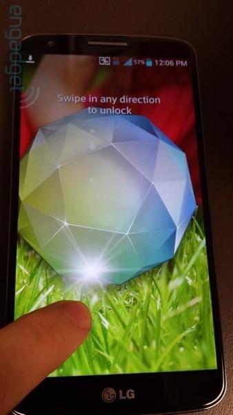 déverrouillage du LG Optimus G2