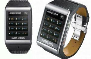 Samsung Gear, le futur nom donné aux montres Samsung