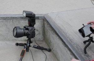 Xsories, boitier de commande appareil photo