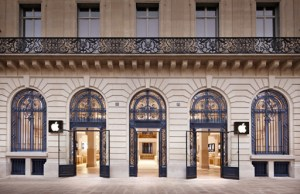 Apple Store Opéra Paris