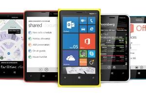 gamme Nokia Lumia