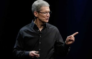 Tim Cook CEO d'Apple