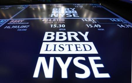Blackberry pense à quitter la Bourse