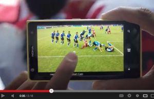 pub nokia lumia 1020 football