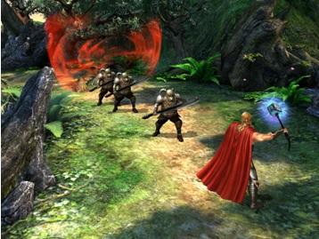 jeu Thor pour iPhone et Android