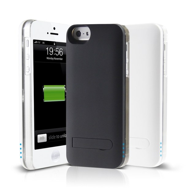 Coque Batterie Interchangeable iKit NuCharge 1900mAh pour iPhone 5