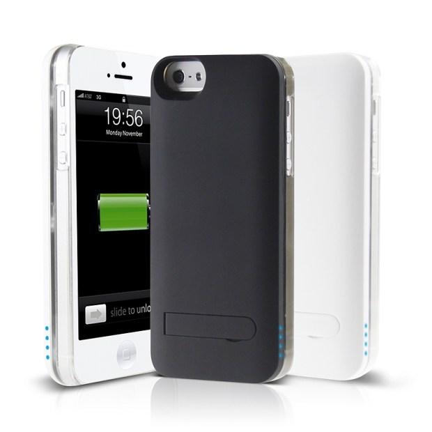 Coque Batterie Interchangeable iKit NuCharge 1900mAh pour iPhone 5