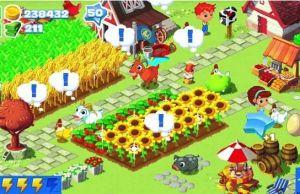 green farm 3n jeu gratuit pour Android