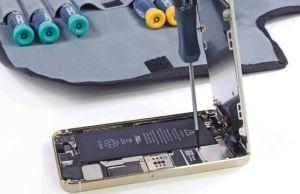 démontage du iPhone 5S par iFixit