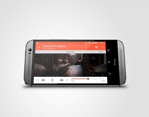 HTC One M8_PerLandscape_GunMetal
