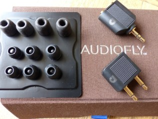 Audiofly-AF78-accessoires