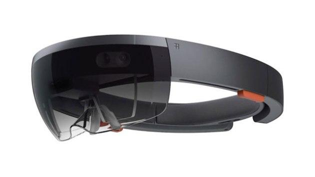 Les lunettes HoloLens de Microsoft